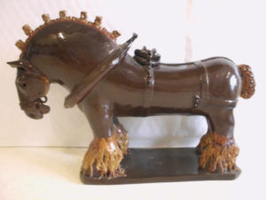 Early horse